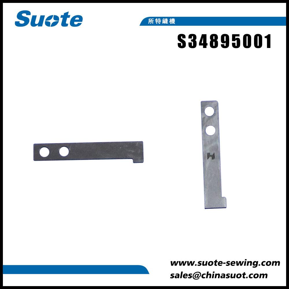 9820 için S34895001 Sabit Bıçak