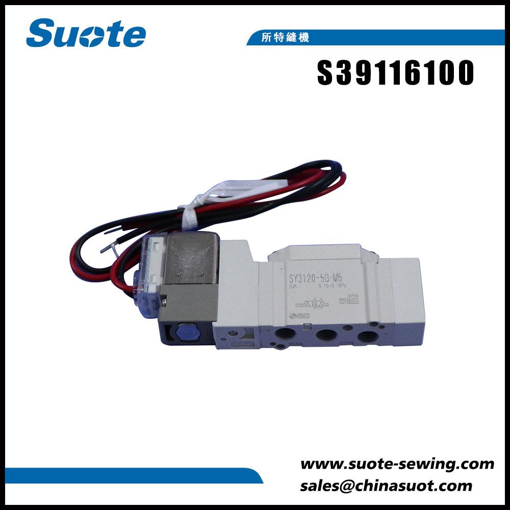 9820 için S39116100 Vana Vqz2151s-5