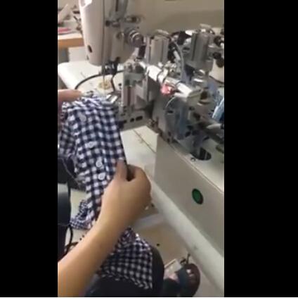 Otomatik Düğme Dikişi