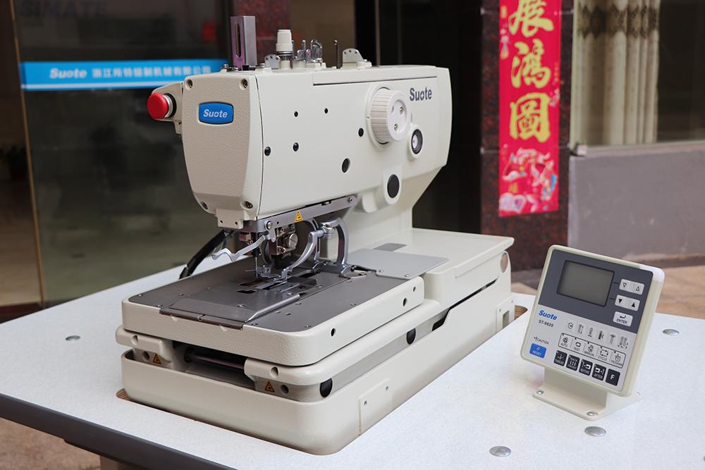 Dikiş makinesi operasyonu